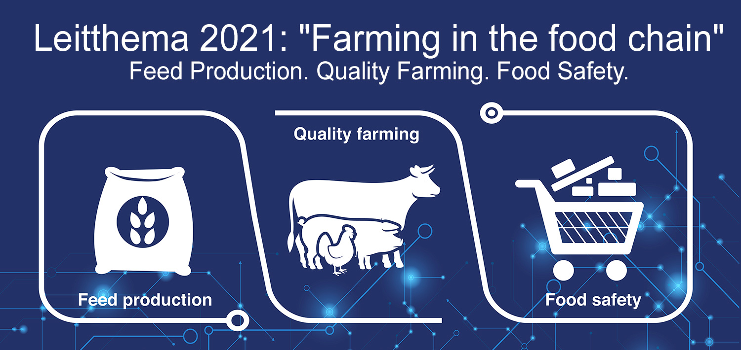 EuroTier-Leitthema: Farming in the food chain