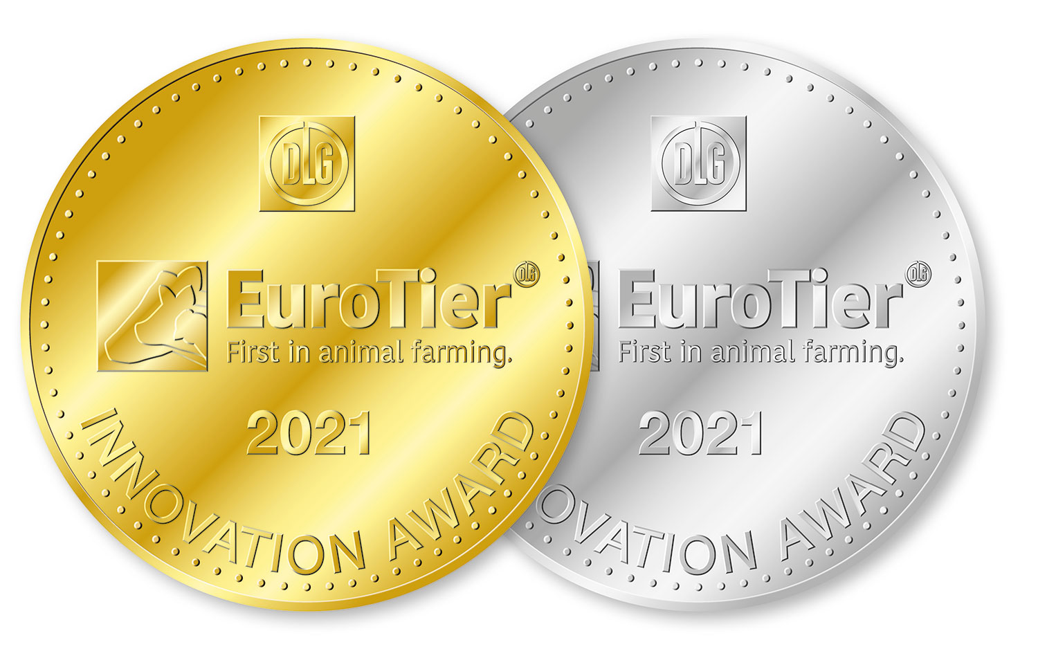 EuroTier innivations gold & silver medals 2020